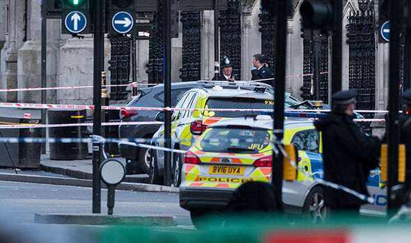 Five people were killed in the attack