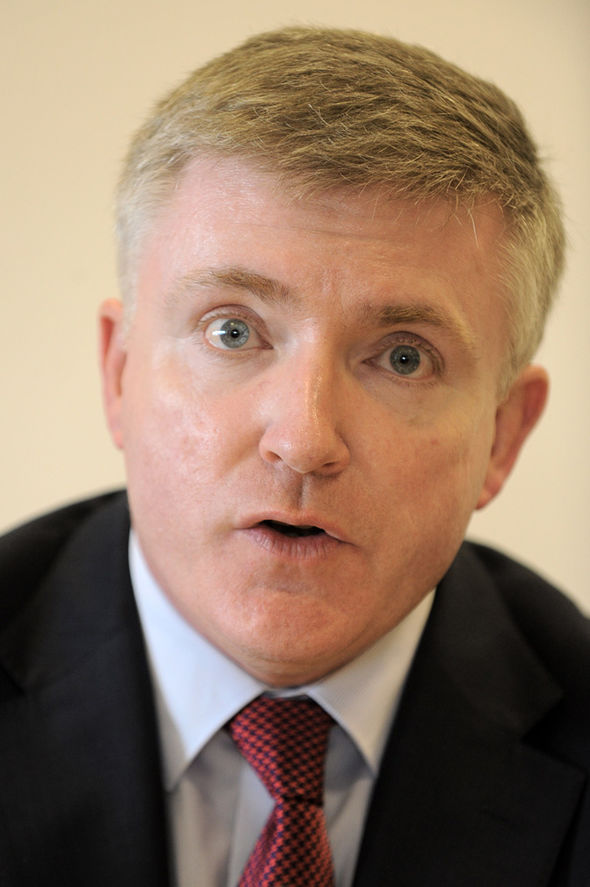 MP Mark Prisk