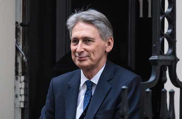 Hammond promised to