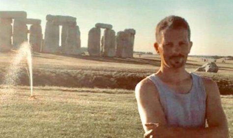 Historian David Adkins says he has located the treasure