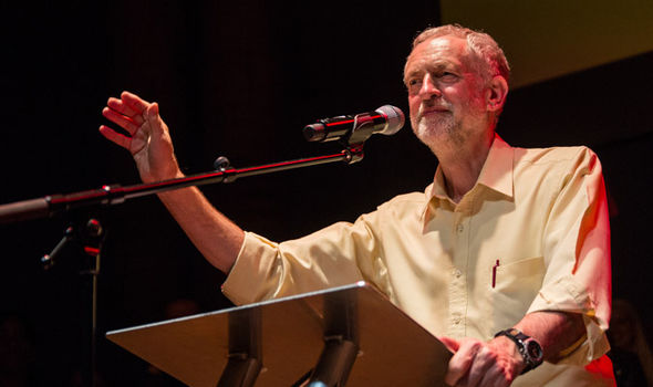 Jeremy Corbyn chaired the 'Stop the War' coalition before becoming Labour leader
