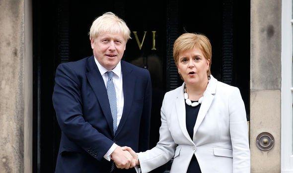 Boris Johnson has dubbed Indyref2