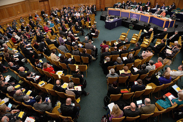 Synod in London
