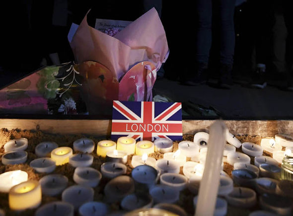 Westminster attack tributes