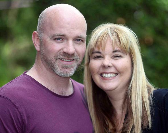 Stuart and Andrea Keys