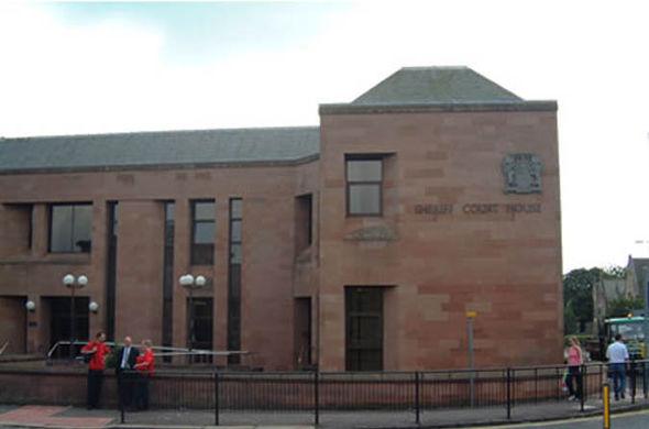Kilmarnock Sheriff Court