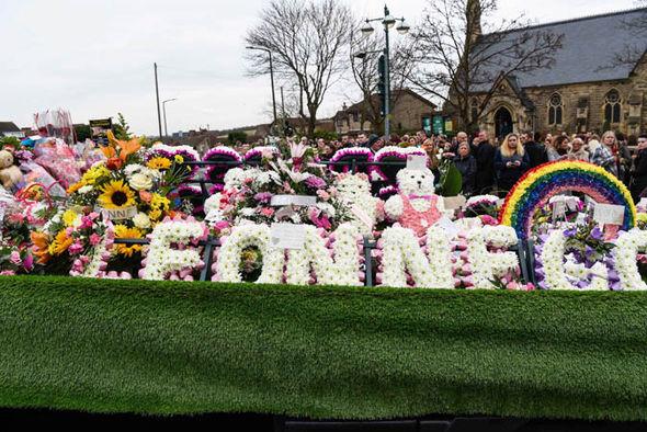 Leonne Weeks funeral