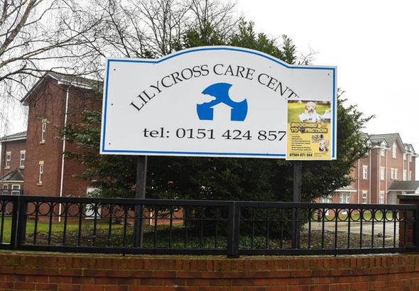 Lilycross Care Centre in Widnes, Cheshire