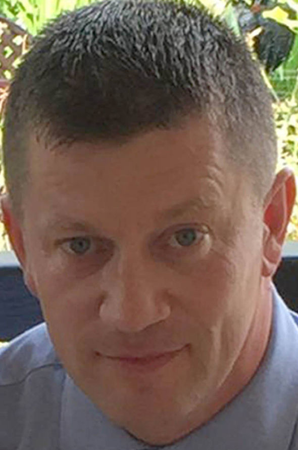 London terror attack victim PC Keith Palmer