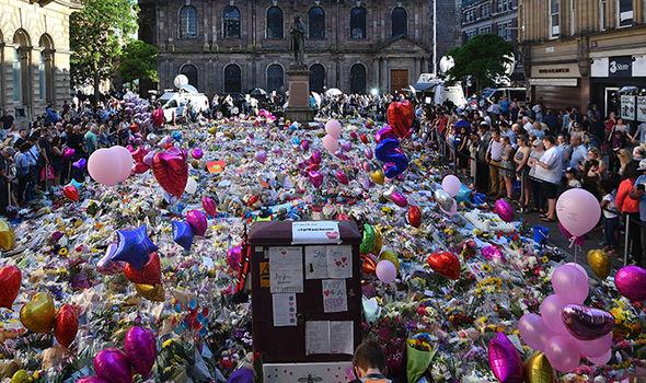 Manchester terror attack