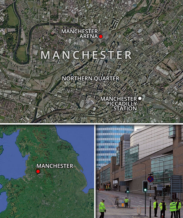 Image result for manchester england suicide bomber