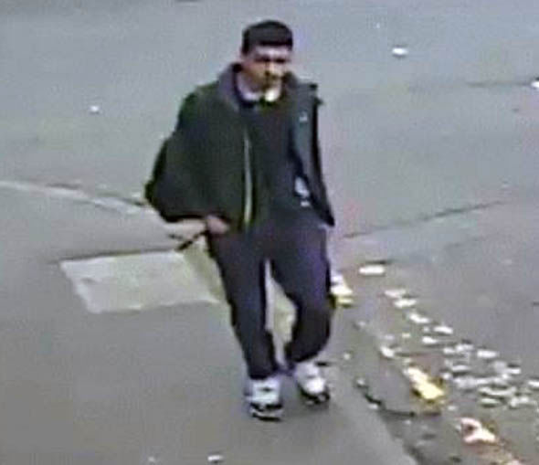 Salman Abedi, the Manchester suicide bomber, caught on CCTV