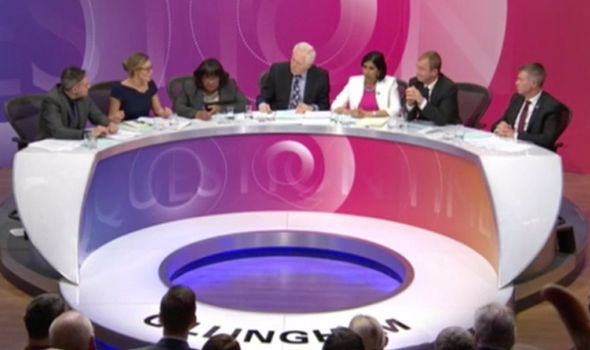 Question Time Panel