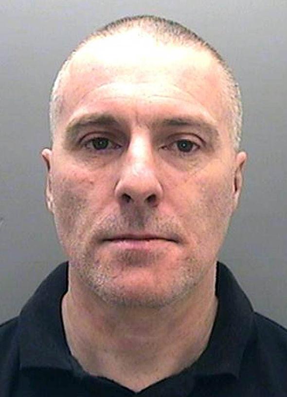 Paedophile Stuart Bailey