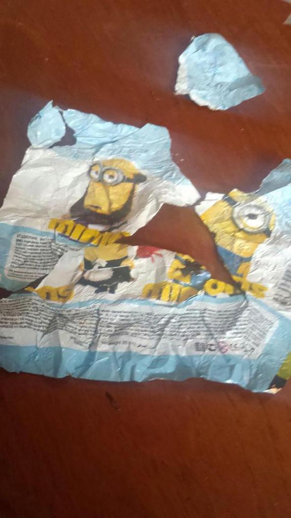 Minions wrapper