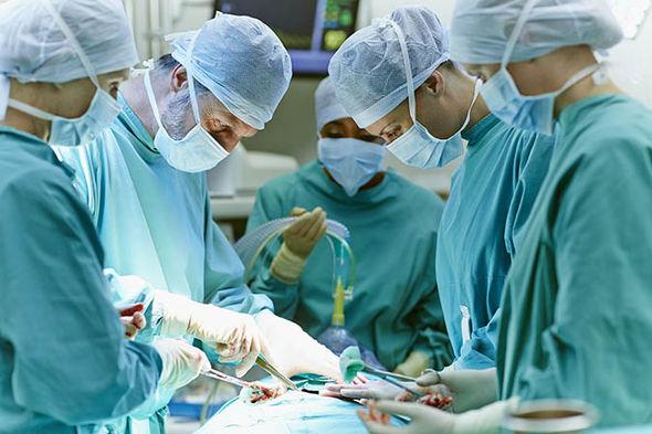 NHS surgery