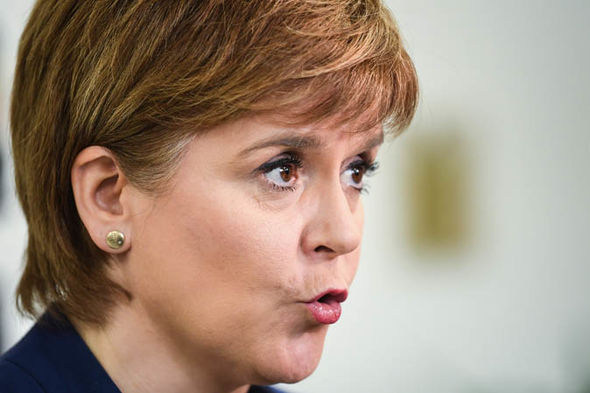 Nicola Sturgeon tax