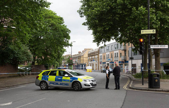 Peckham stabbing South London knife crime attack Met Police
