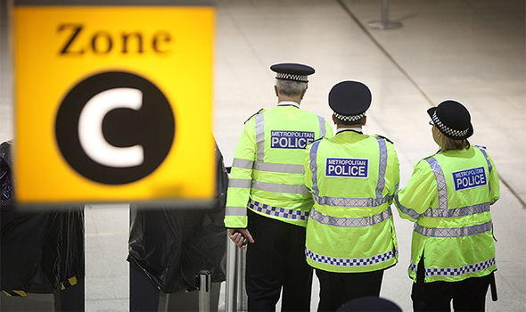 Terror arrest at Heathrow Airport
