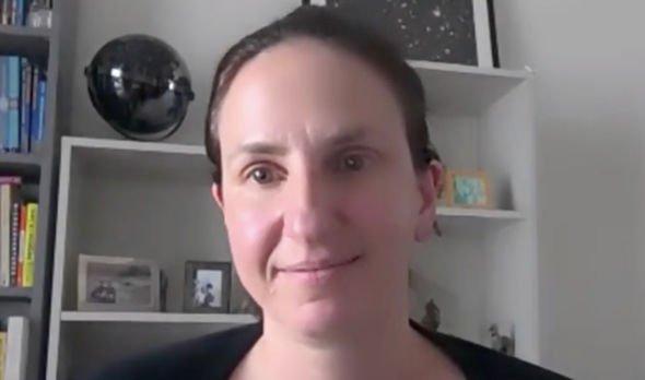 Professor Christina Pagel