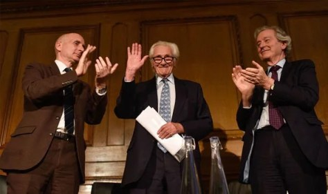 Rejoiner: Heseltine, Lord Adonis and Stephen Dorrell have championed the EU's case since Brexit