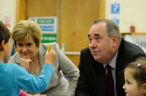 Education in Scotland has gotten worse under Mr Salmond and Ms Sturgeon