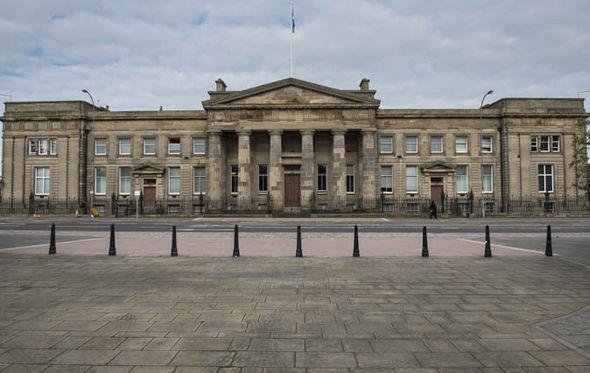 The Scottish Court