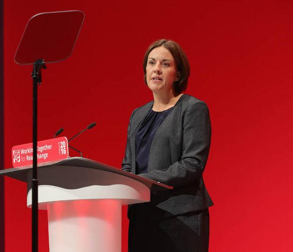 Scots Labour chief Kezia Dugdale