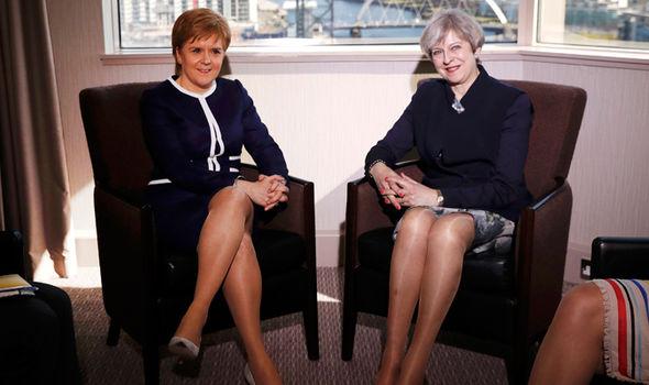 Sturgeon and May