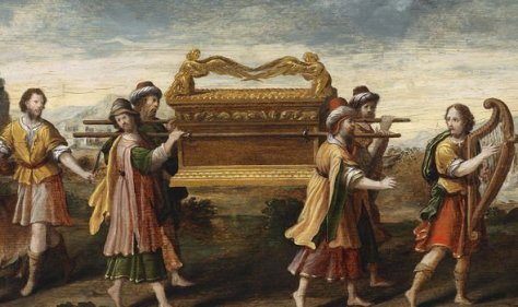 The Ark of Covenant may also be hidden there