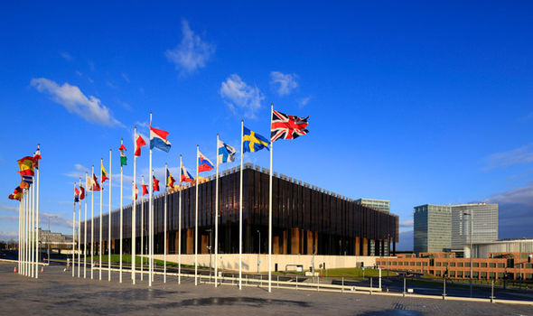 The European Court of Justice, based in Luxembourg, is the EU's highest court
