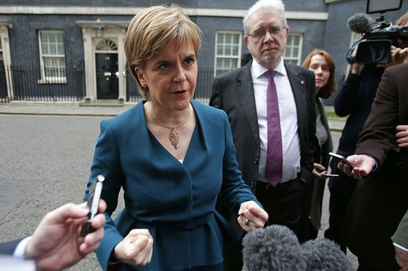 Nicola Sturgeon has no legal right to demand intervention the UK Supreme Court has ruled