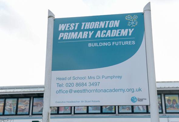 West Thornton Primary School