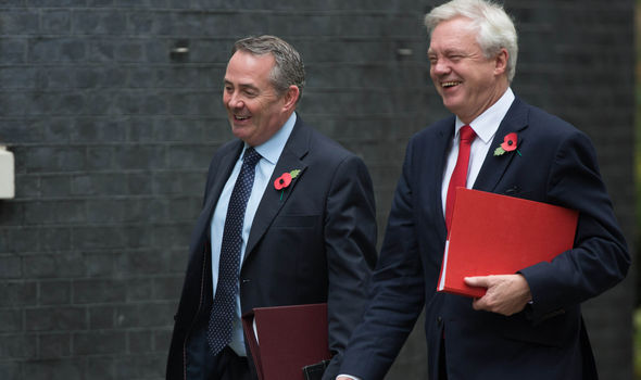 Liam Fox and David Davis are in a good legal position to walk away if no deal can be struck