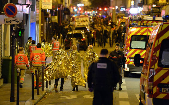 bataclan terror attack paris france