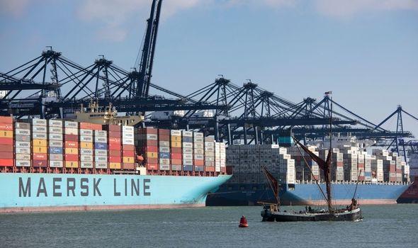 brexit uk eu imports exports