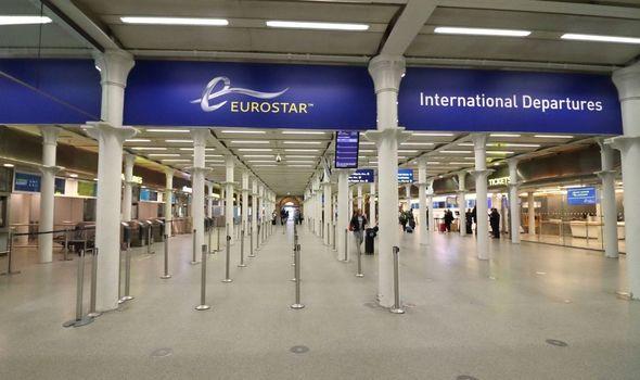 eurostar news passengers