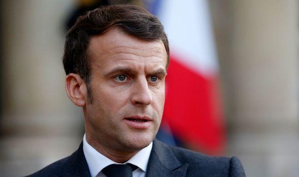 eurostar news france uk macron