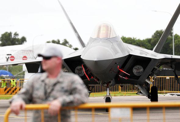 Lockheed Martin f35 stealth fighter usa