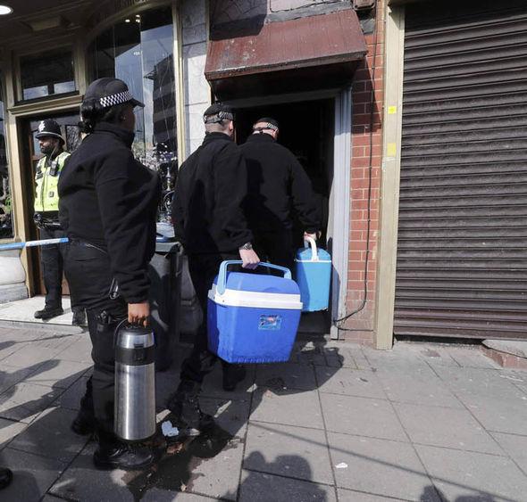 Birmingham terror raid