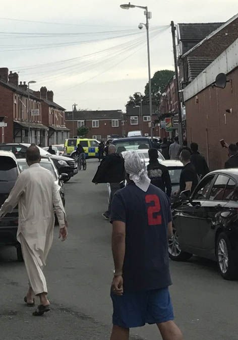 Rusholme raids