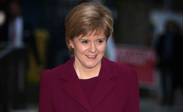 nicola sturgeon scotland education