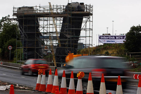 M74 Motorway Improvements Project