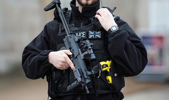 Westminster terrorist