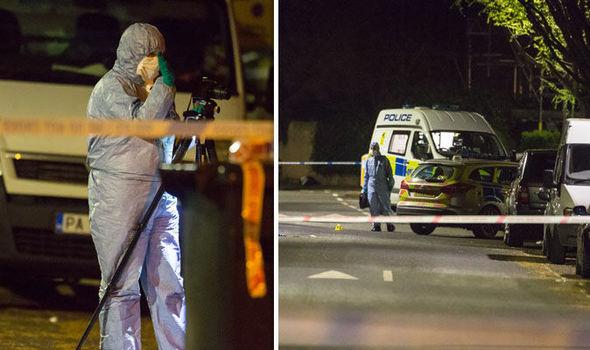 stabbing Forest Gate London Murder UK investigation knife crime
