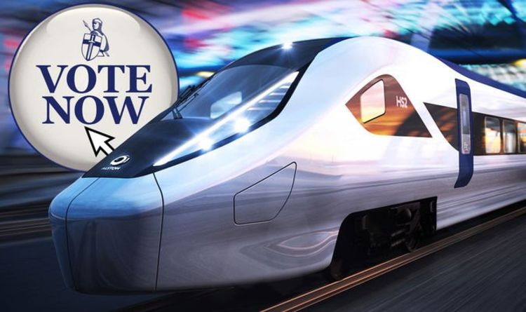 HS2 POLL: should the HS2 rail link go on even if it costs £ 106 billion? VOTE HERE | United Kingdom | news
