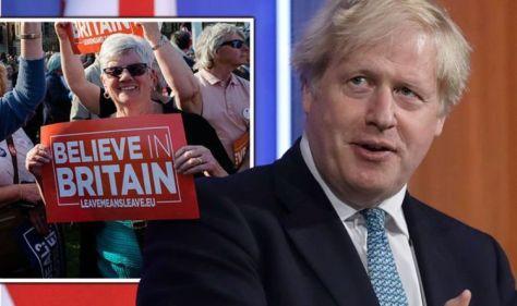 Boris to unleash Brexit secret weapon as IDS spearheads Global Britain task force