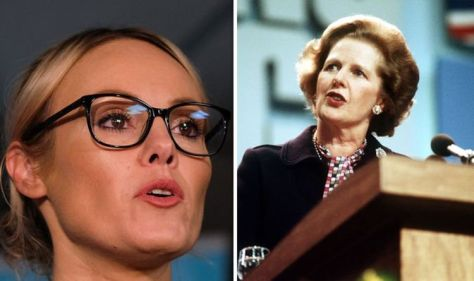 GB News' Michelle Dewberry in firm defence of Thatcher: 'I can do anything thanks to her'