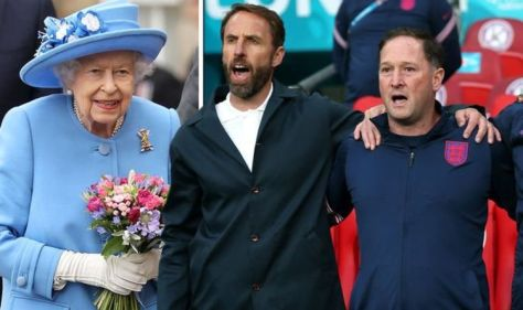 Outrageous! German newspaper removes Queen from national anthem in cheeky dig
