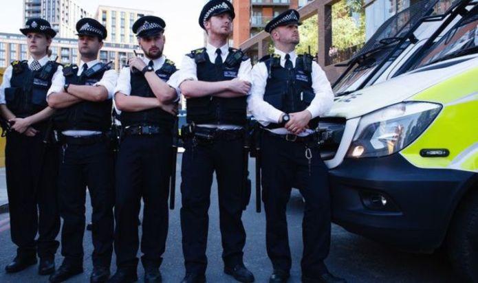 London dispersal order issued as Met fear 'anti-social behaviour' as England play Ukraine